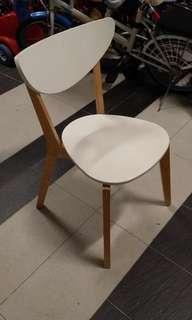 Solid Wooden Designer Chair
