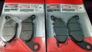 Yamaha XMAX Original Brake Pads