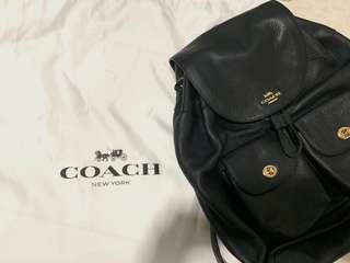 Coach Backpack Authentic