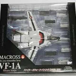 Macross VF-1A Hikaru Ichijo Valkyrie Transformer 1/60