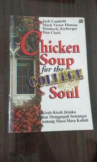 Chicken Soup for College Soul (Bhs Indonesia)