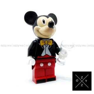 Lego Compatible Disney Minifigures : Mickey Mouse