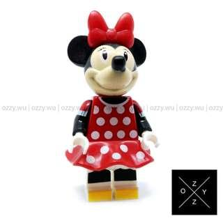 Lego Compatible Disney Minifigures : Minnie Mouse