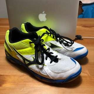 Mizuno sneaker 羽毛球運動鞋