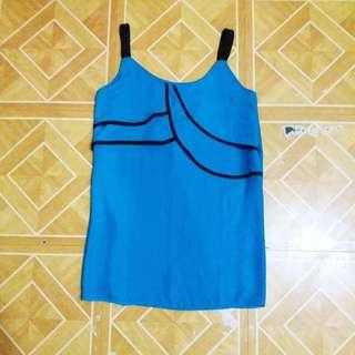 🎈FREE SHIPPING🎈H&M Inspired Blue Tank Top