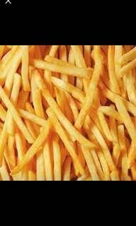 Jollibee french fries