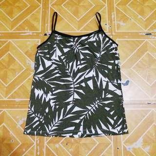 🎈FREE SHIPPING🎈F21 Inspired Tropical Summer Tank Top