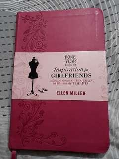 Book of Inspiration for Girlfriends