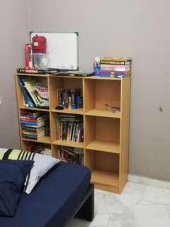 3x3 Book shelf