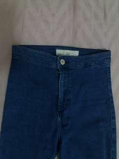 #CNY888 preloved topshop joni jeans