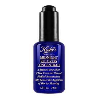 🚚 Kiehl's Midnight Recovery Concentrate (30ml)