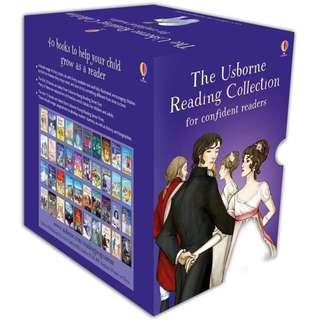 The Usborne Reading Collection for Confident Readers - Fourth Library Box Set