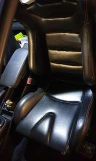 1 Pair of SSCUS Semi Bucket Seat For Sale
