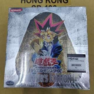 遊戲王 Beginner's Edition 1 原盒