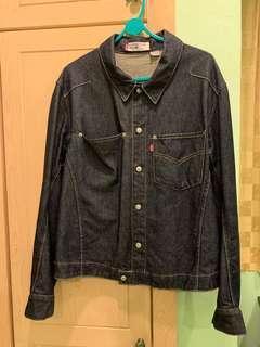 Levi's Indigo Denim Jacket