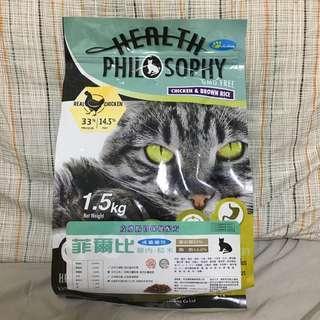 🚚 全新未拆封 菲爾比成貓飼料