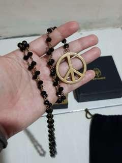Kalung hippearce (Peace Necklaces)