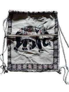 Thai Drawstring Bag