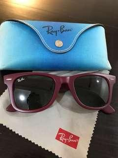 Rayban original limited edition (authentic)