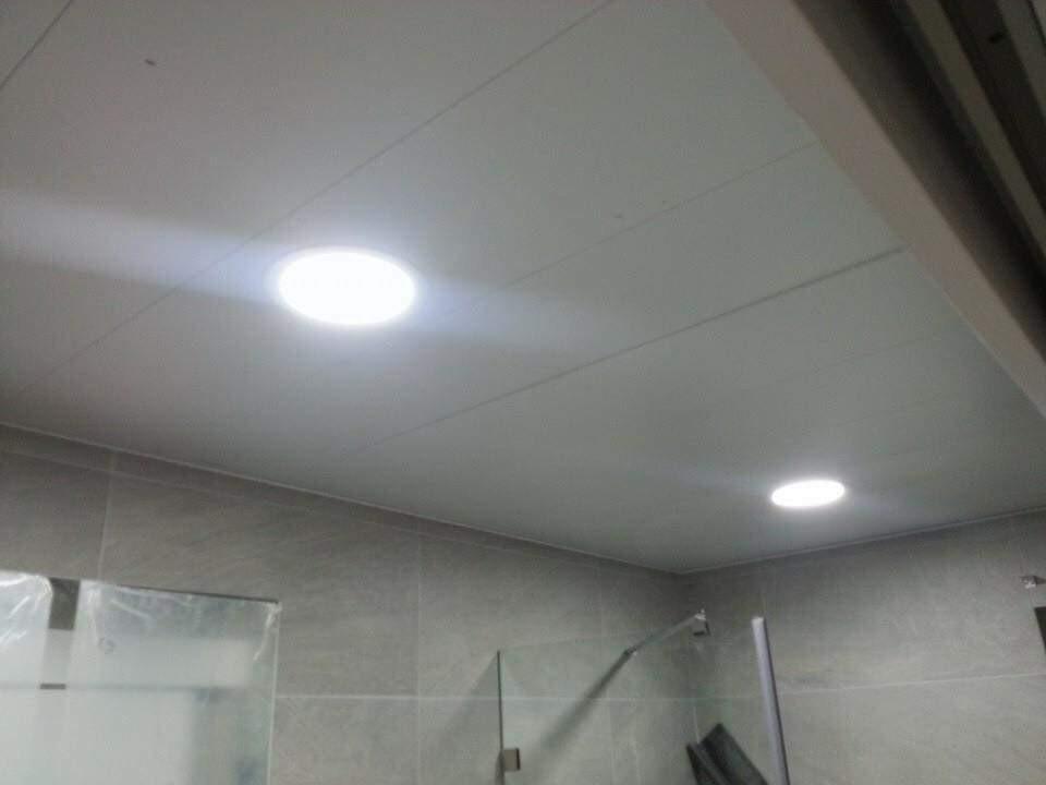 🚧安裝鋁質假天花🔩. 浴室. 廚房. 露台