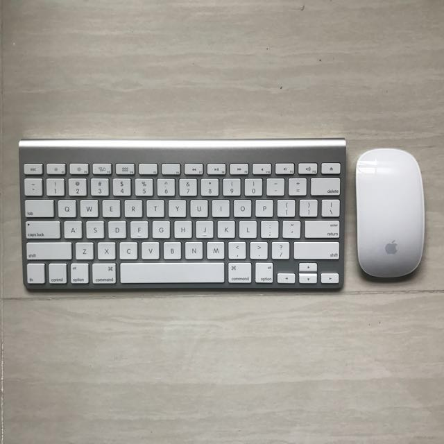 63a797b3ca5 Authentic Apple Wireless Keyboard And Mouse , Electronics, Computer ...