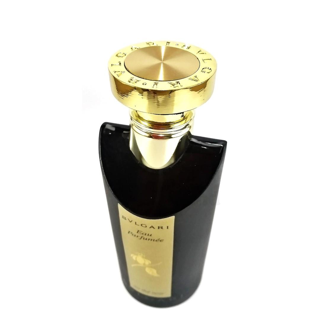 Bvlgari Eau Parfumee Au The Noir Unisex Fragrance 150ml Health