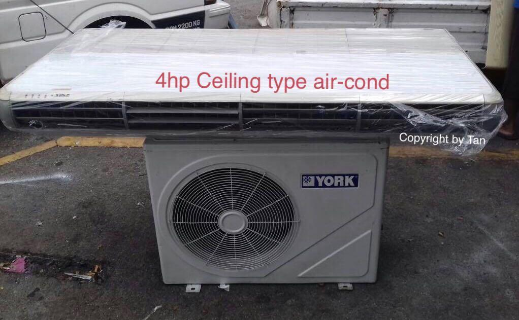 Ceiling Type Aircond Kitchen Appliances On Carousell