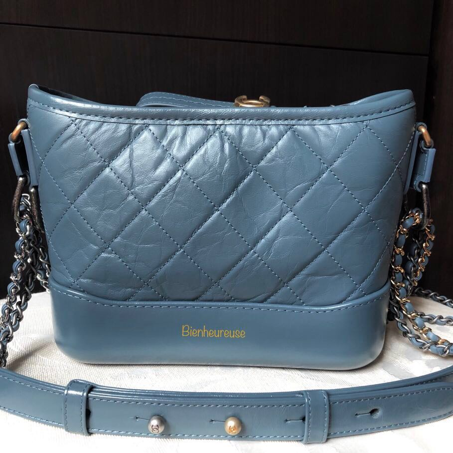 6cdd3eec748ab9 Chanel Gabrielle, Luxury, Bags & Wallets, Handbags on Carousell