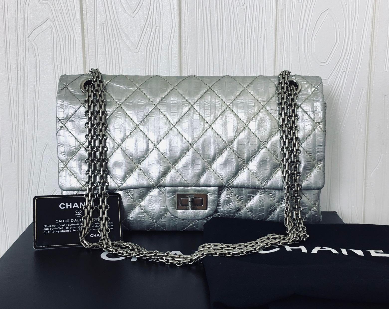 7cb0dcb71cbd Chanel reissue 226 limited edition, Luxury, Bags & Wallets, Handbags ...