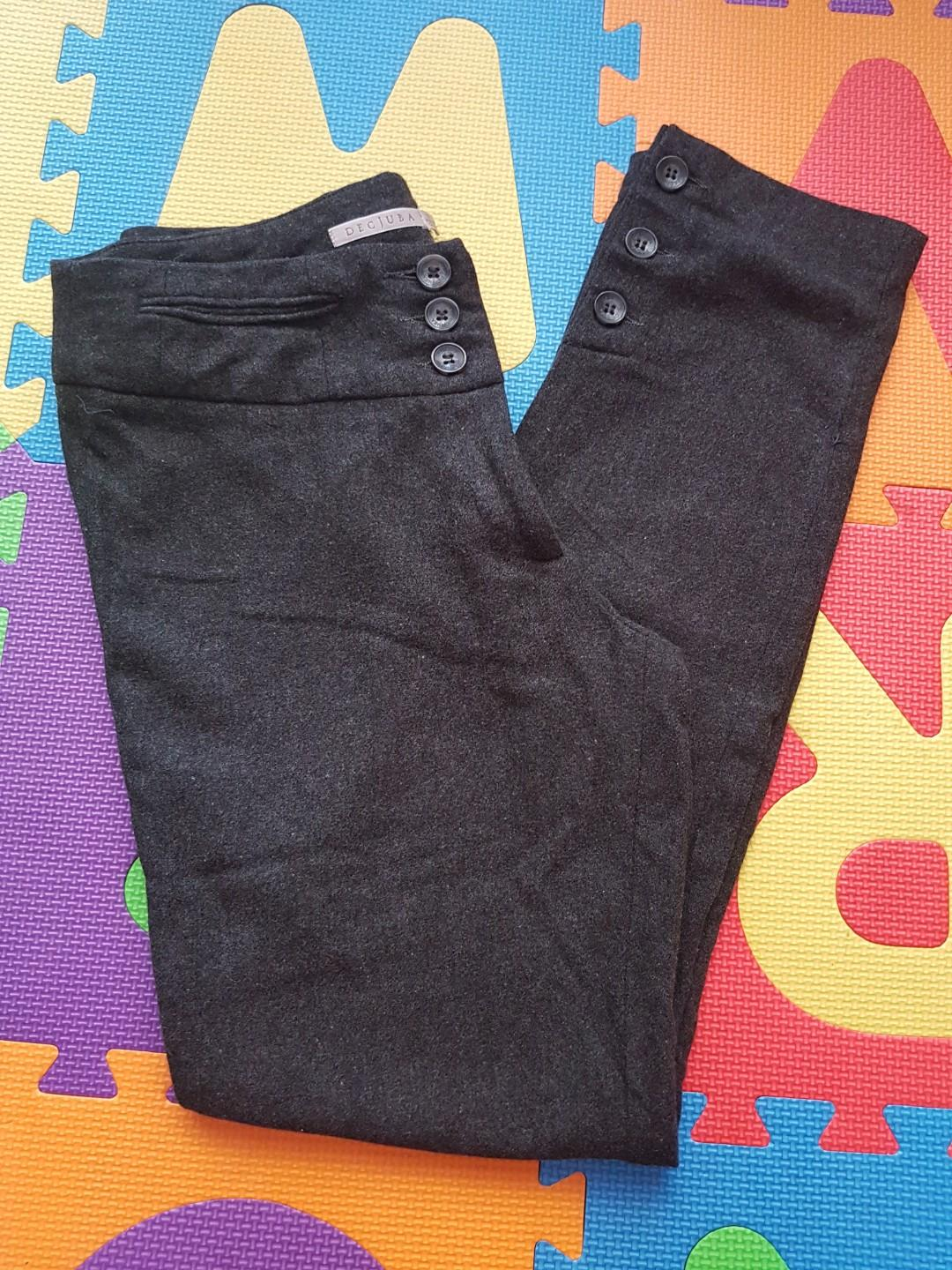Decjuba Grey pants