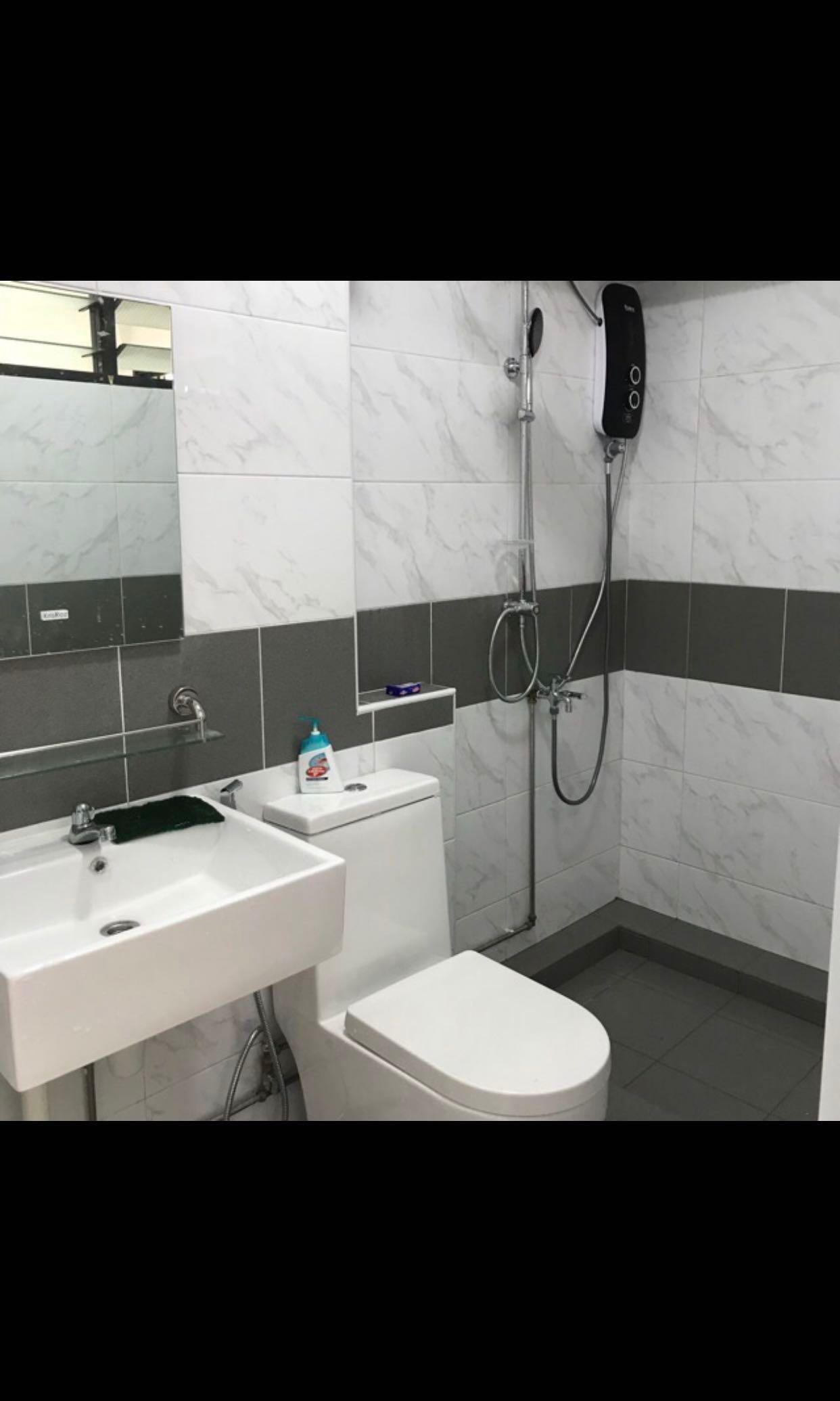 Full toilet package promotion
