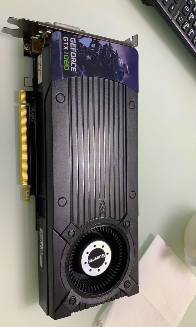 gtx 1060 6G D5 PCIE