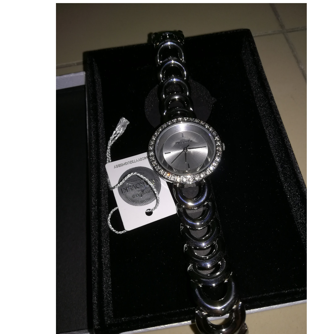 b1cc4ad89 Her Jewellery Caring Watch Embellished With Crystals From Swarovski ...