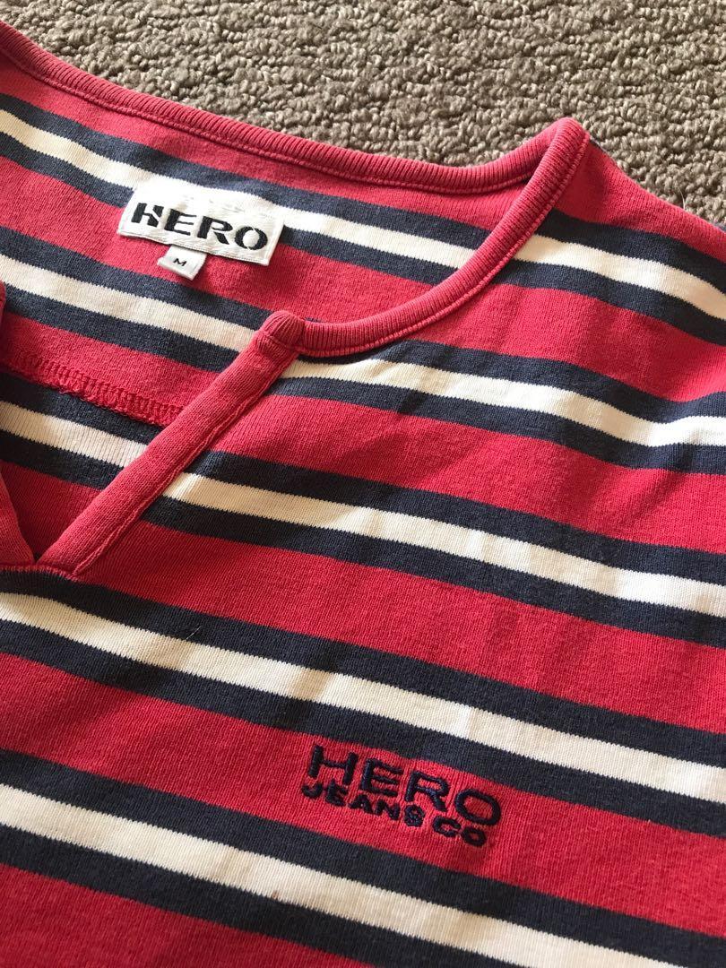 Hero vintage top
