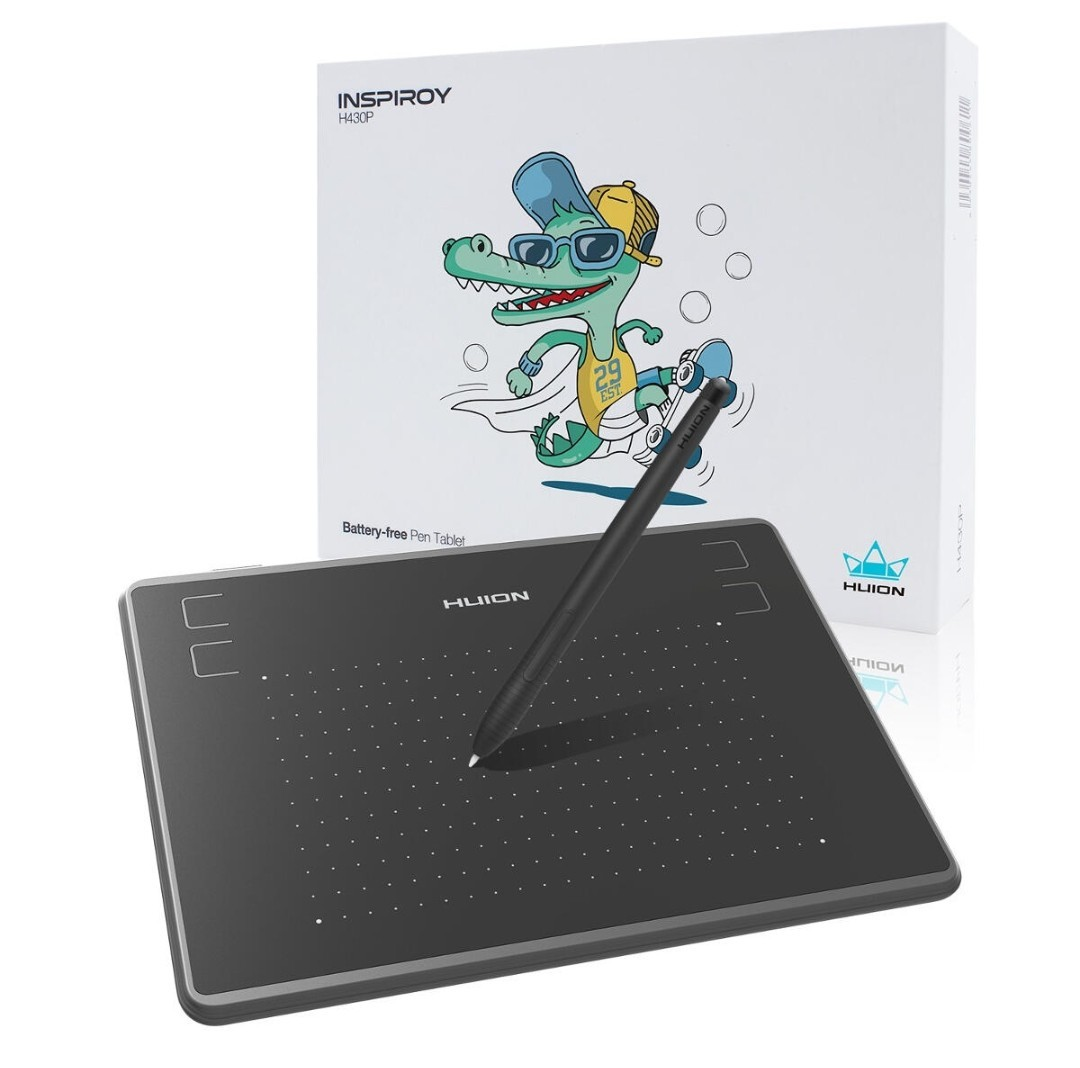 Huion H430P tablet