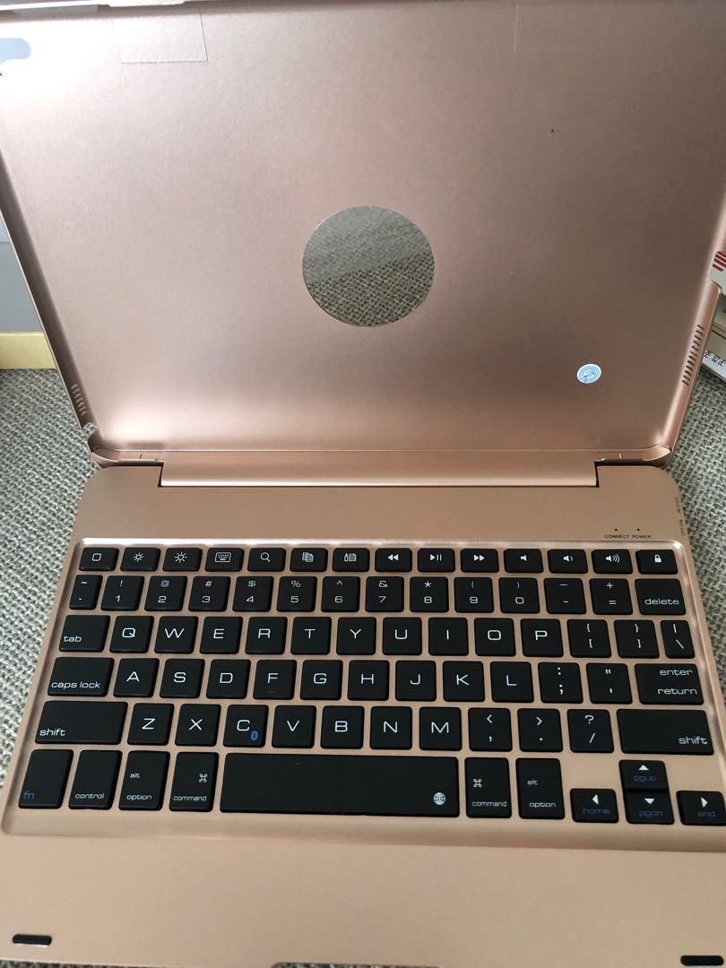 "iPad Pro 9 7"" keyboard cover"