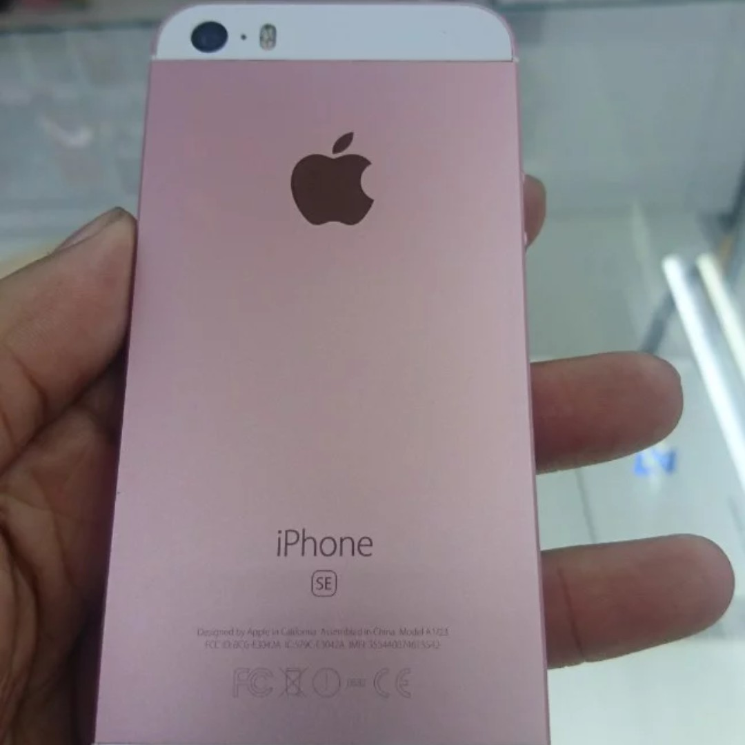 the latest 3d350 5c265 IPhone SE 64GB Pink
