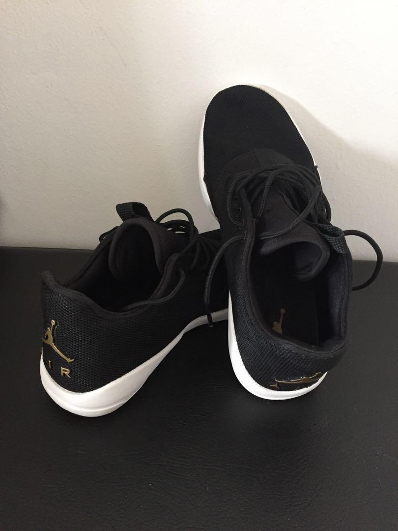designer fashion de3ce 4a7f1 Jordan Eclipse - Black, Men s Fashion, Footwear, Sneakers on Carousell