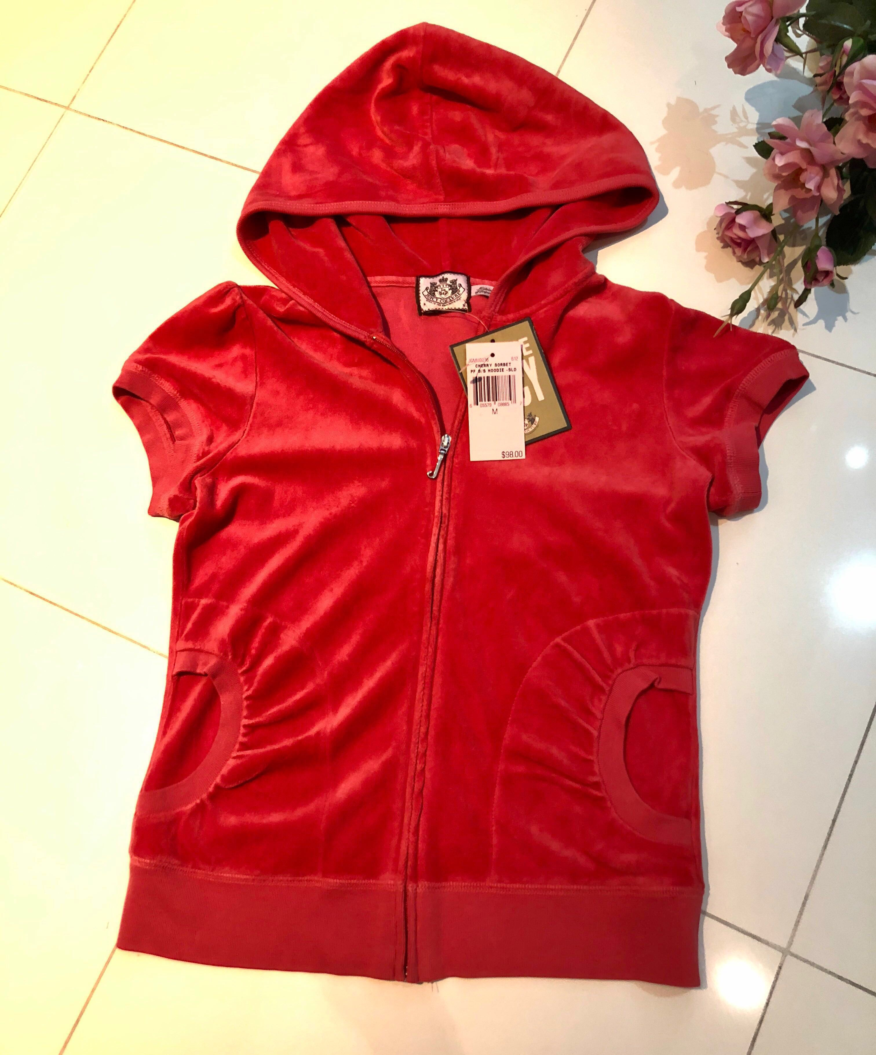 1d721e22e99d JUICY COUTURE Hoodie crop