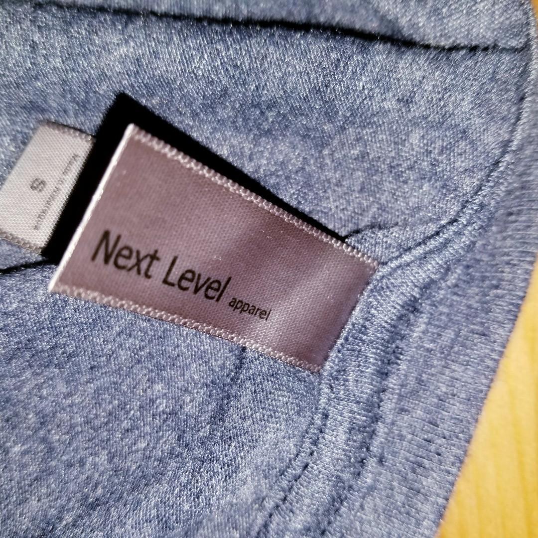 Little basic - Next Level - Greyish/Blueish - Size S