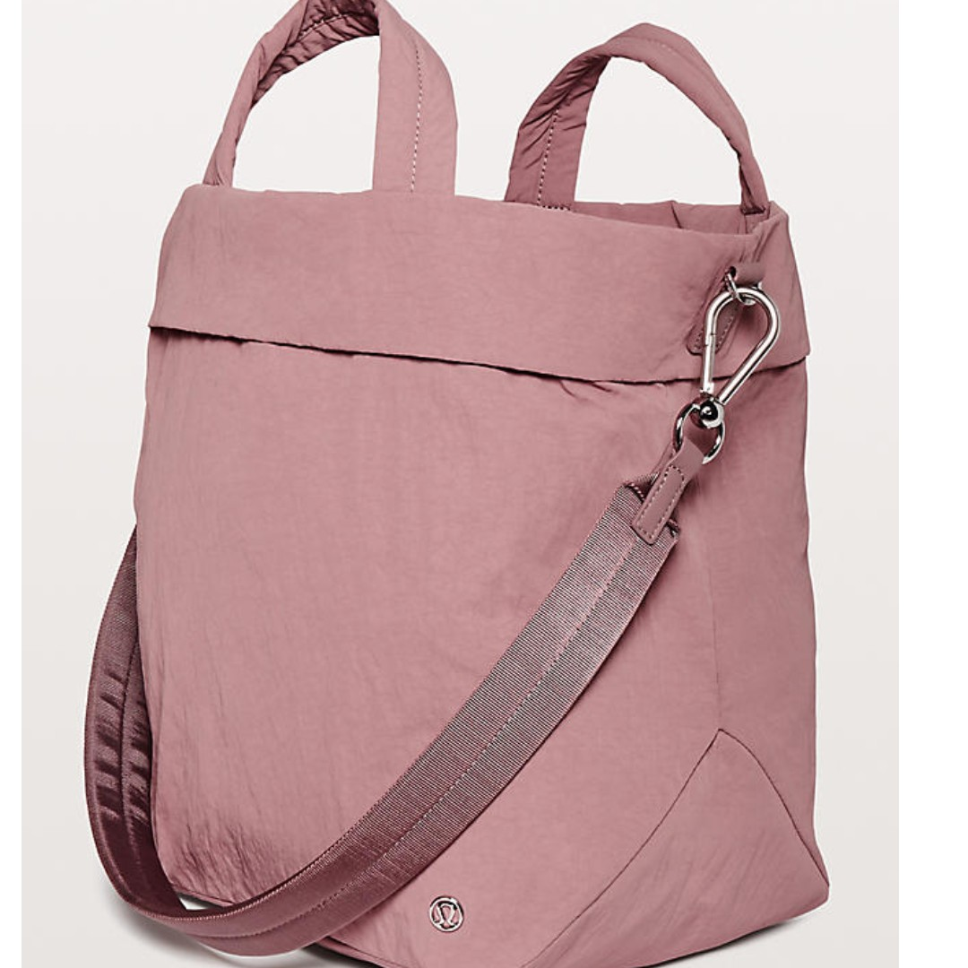 83323d07b84 Lululemon On My Level Bag 19L, Women's Fashion, Bags & Wallets, Sling Bags  on Carousell