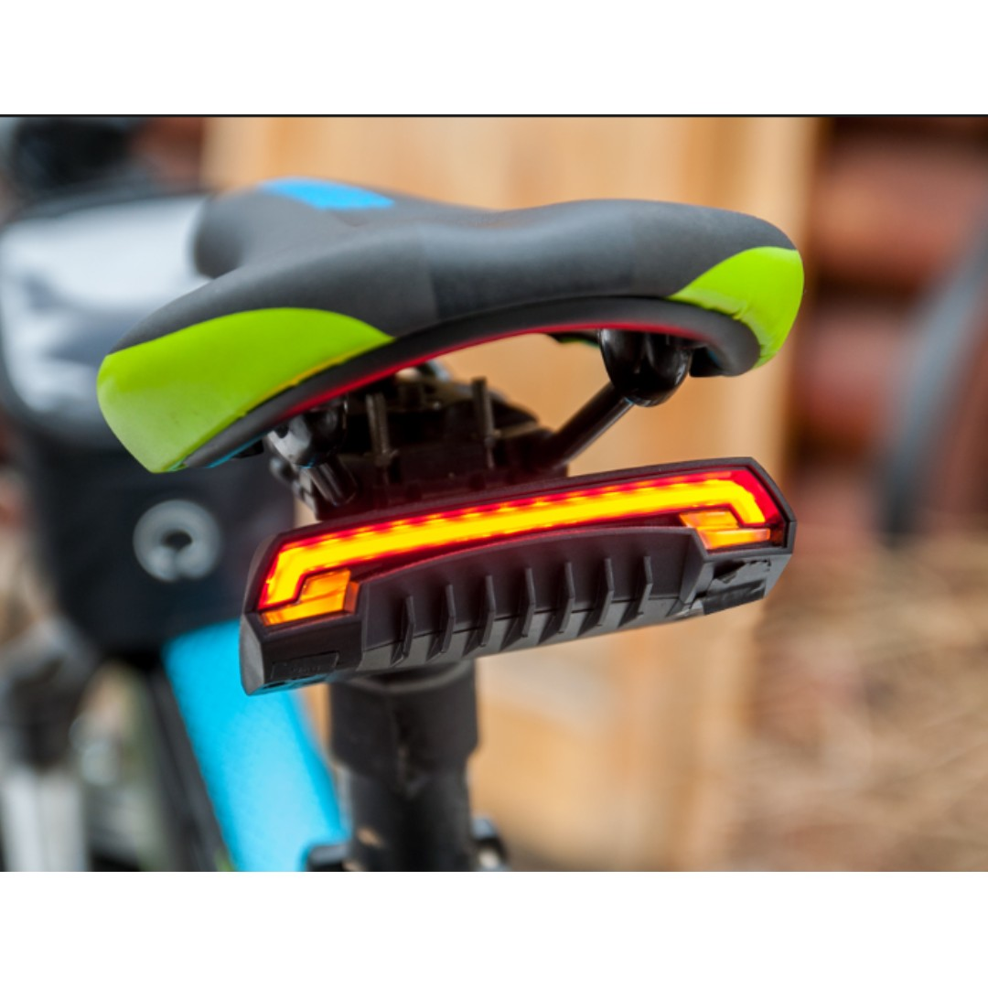 4ed03a8ad05 Meilan X5 Remote Control Signal / Rear / Laser Light Safety Bicycle ...
