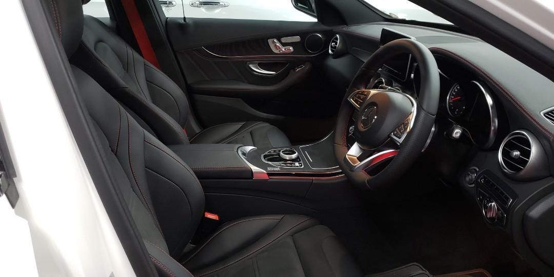 2016 MERCEDES-BENZ C43 AMG