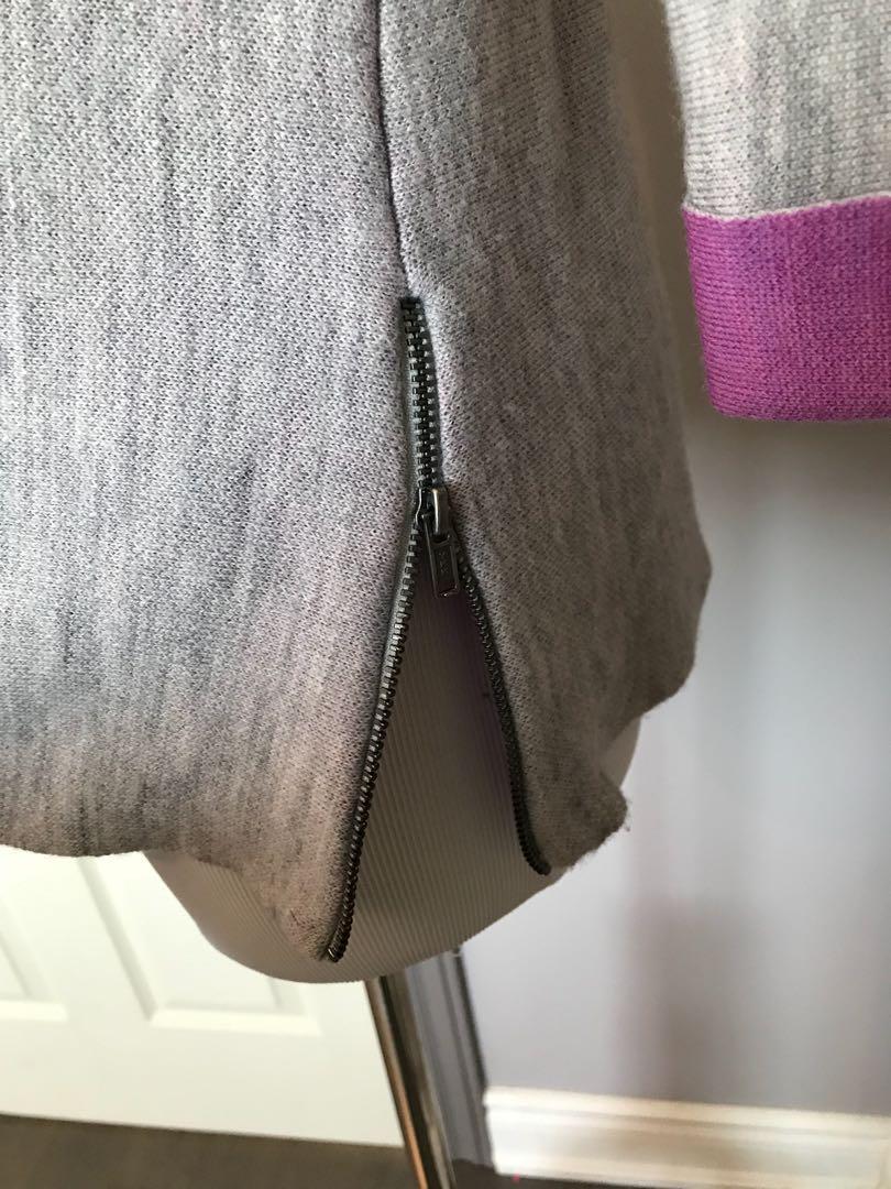 Nanette Lepore Merino Wool Knit Top