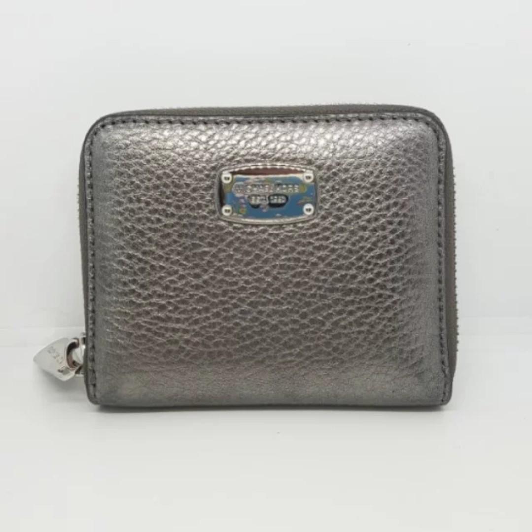 a2faae13b45c NEW Michael Kors MK Jet Set Women s Small Short Leather Wallet ...