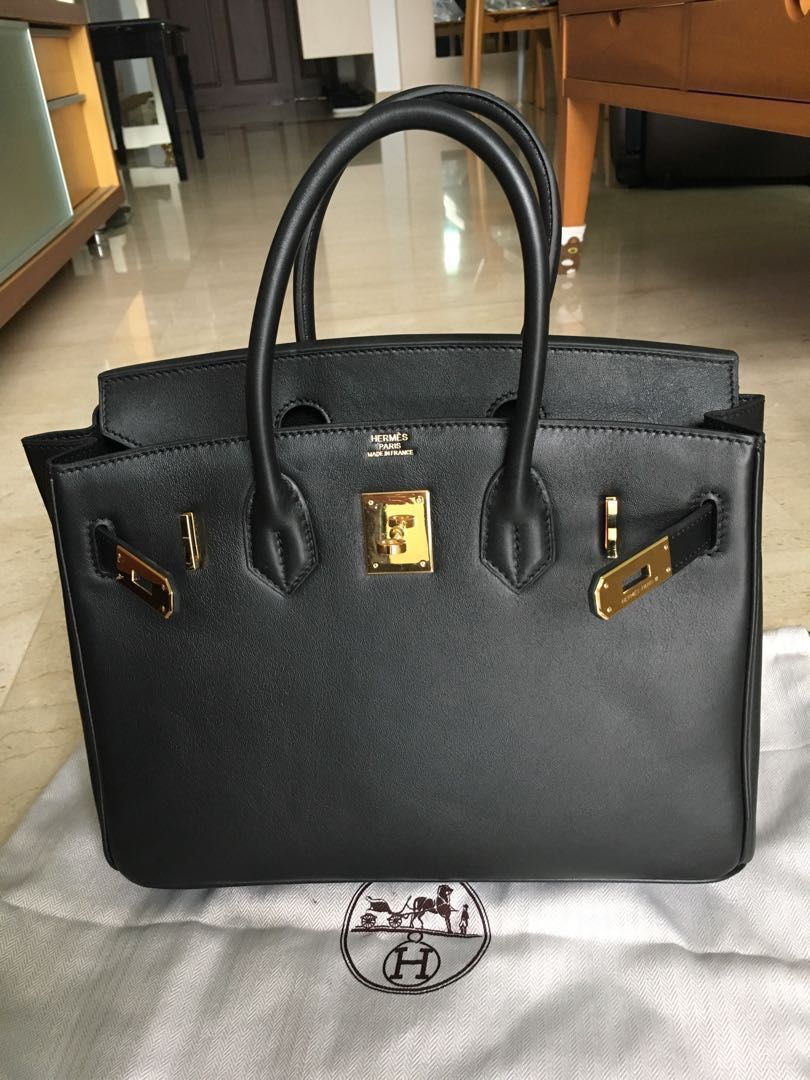 18c288403f817 NOW  600) Hermes Birkin 30 in Swift