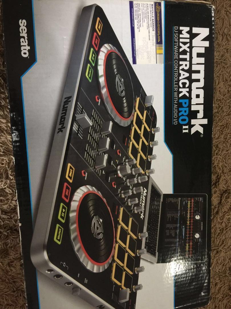 Numark Mixtrack Pro 2 DJ Controller on Carousell