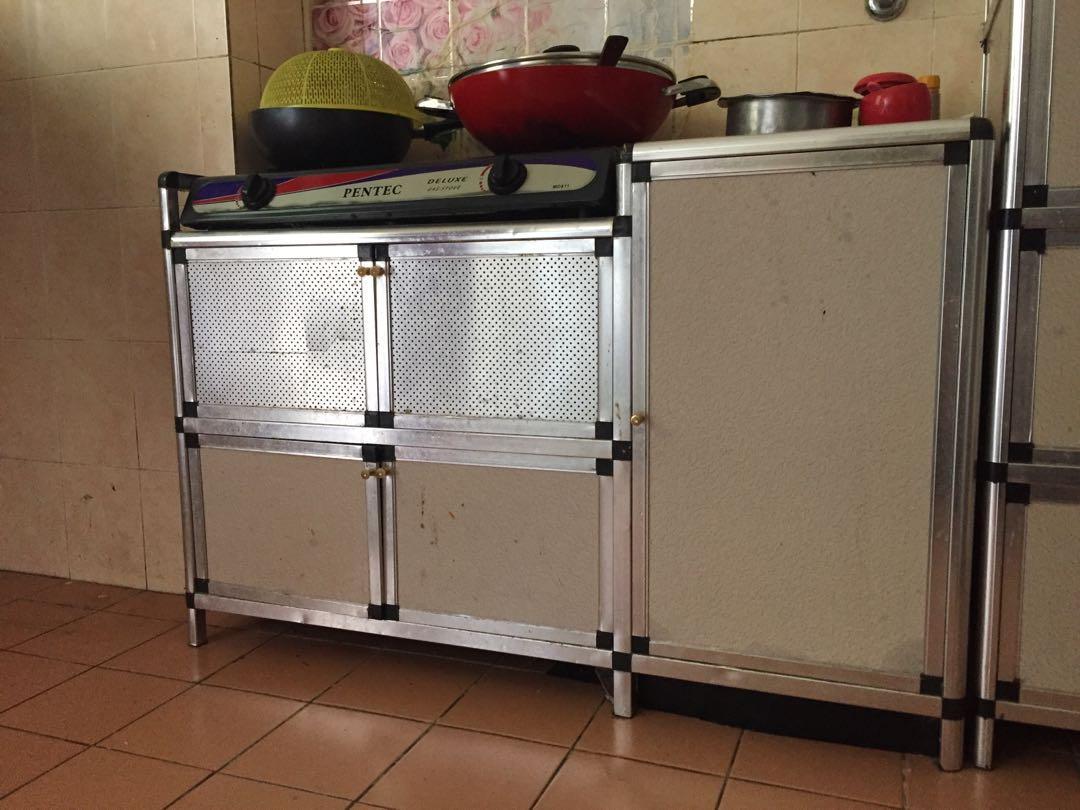 Rak Dapur Gas Kitchen Liances On