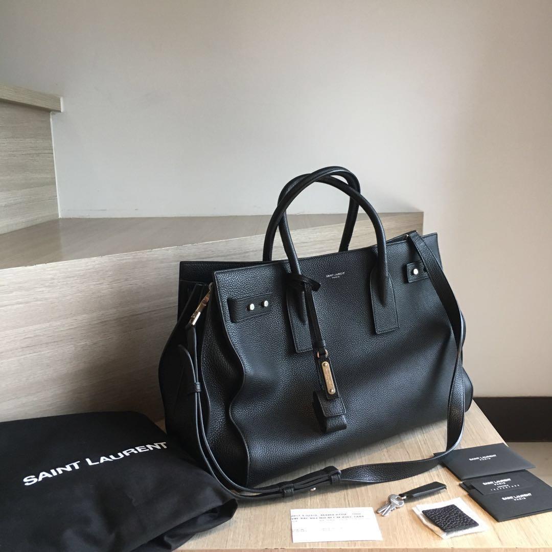 51eea020121 Saint Laurent Sac de Jour Large, Luxury, Bags & Wallets, Handbags on ...