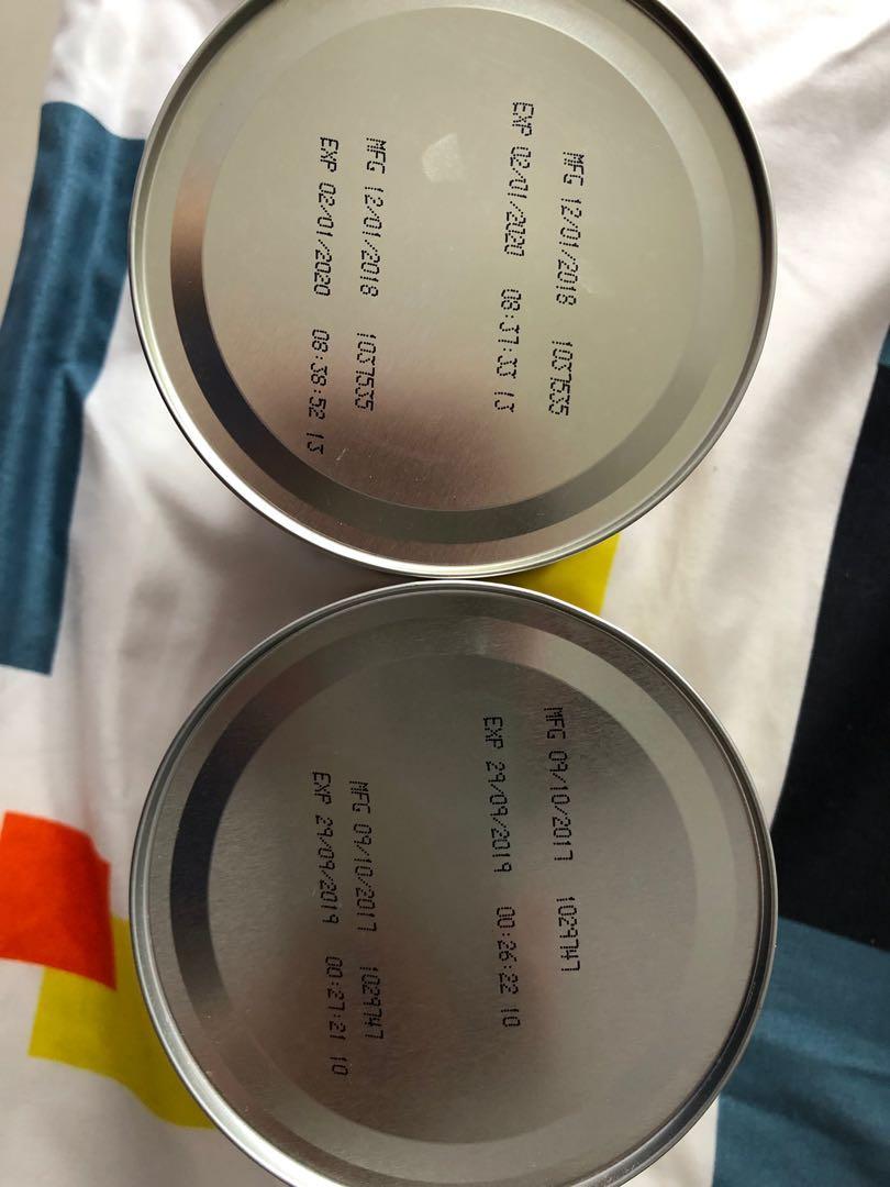Similar milk powder to gv away